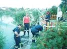 Übung mit Unterwasserpumpe und Wasserwerfer_11