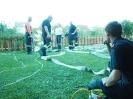 Übung mit Unterwasserpumpe und Wasserwerfer_1
