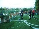 Übung mit Unterwasserpumpe und Wasserwerfer_5